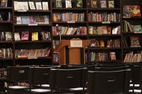 Flyleaf Bookstore located at 752 Martin Luther King Jr Blvd, Chapel Hill, NC 27514.