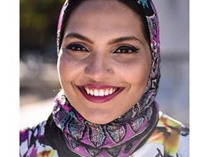 Nida Allam was recently elected to the Durham County Board of Commissioners, making her the first Muslim woman elected to public office in North Carolina. Photo courtesy of Nida Allam.
