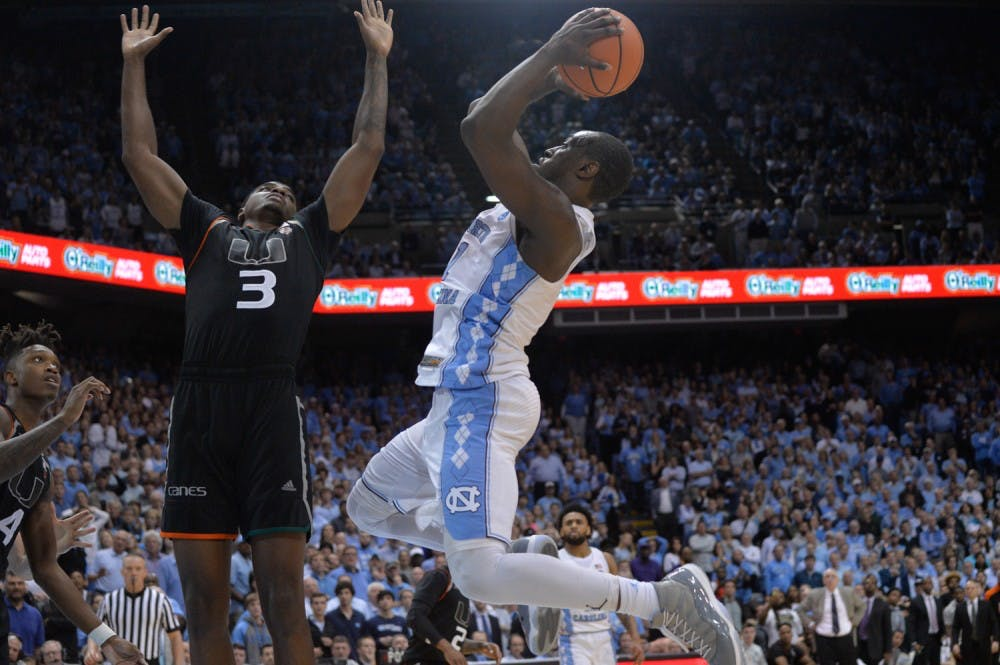 ANALYSIS: Over the last month, Theo Pinson has been UNC's best player
