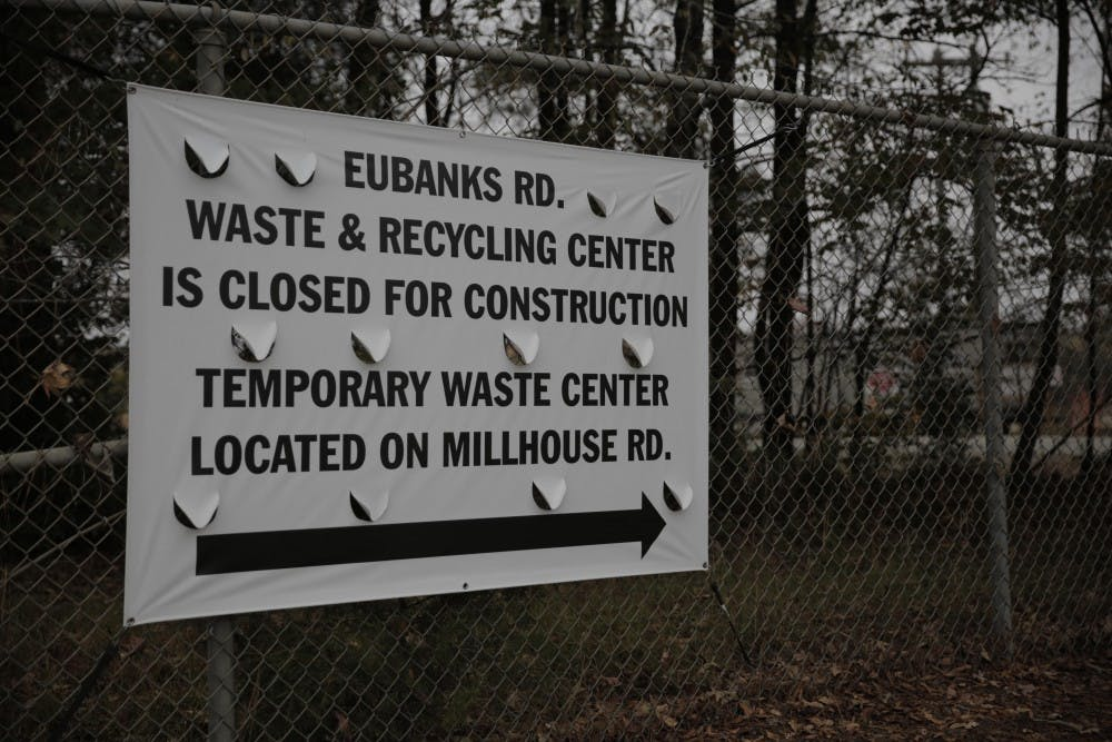 Why doesn't Orange County have a landfill?