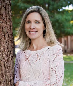 """Author Megan Miranda will speak about her latest novel """"Fragments of the Lost"""" at Flyleaf Books. Photo courtesy of Christine Watley."""