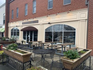 Market and Moss is set to open in Southern Village in April 2020. Photo courtesy of Annie Johnston.