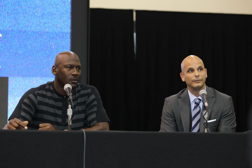 DTH Exclusive Q&A: Charlotte Hornets to hold training camp at UNC