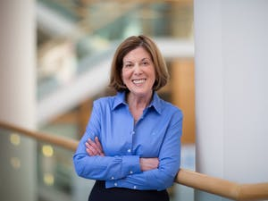 Dr. Barbara K. Rimer will conclude her service as dean of the Gillings School on June 30, 2022. Photo courtesy of Gillings School of Global Public Health.