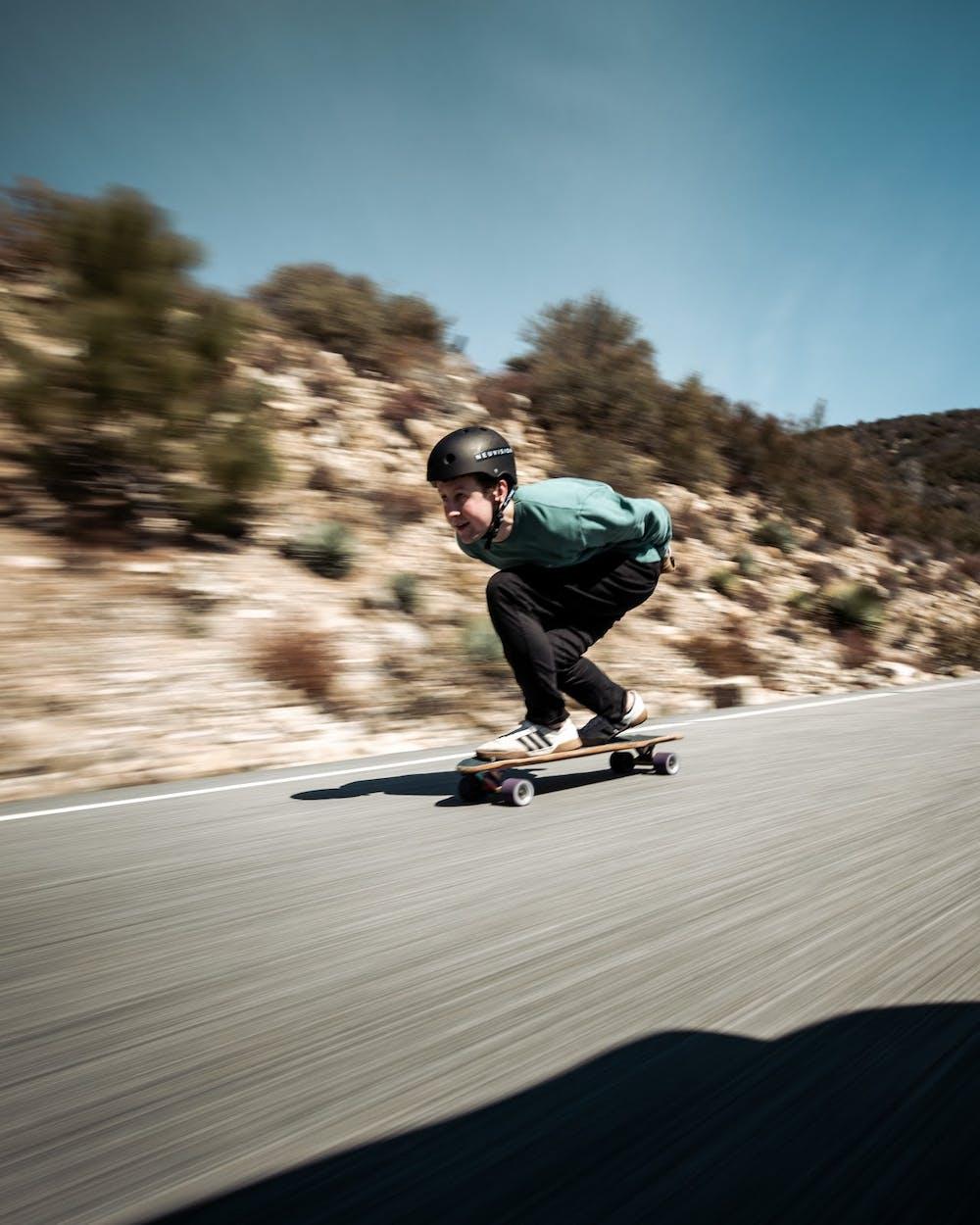 Student, filmmaker and adrenaline junkie Josh Neuman is facing his fears head-on