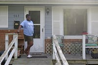 Cleo Caldwell is a permanent resident in the Northside neighborhood, growingup in the same house she currently lives in.