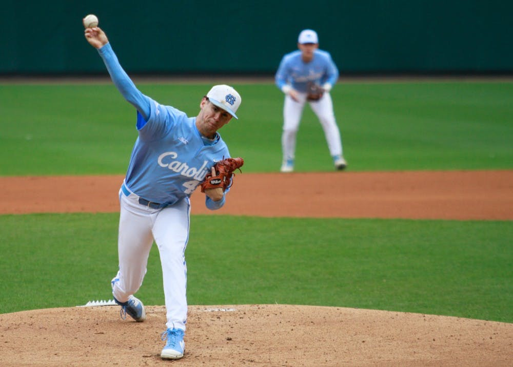 UNC baseball seals its third home series sweep against UMass Lowell