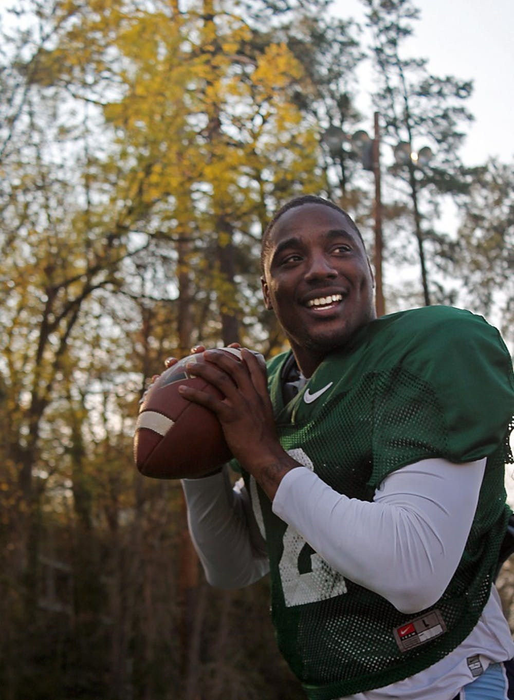 Marquise Williams eyes UNC's starting quarterback job