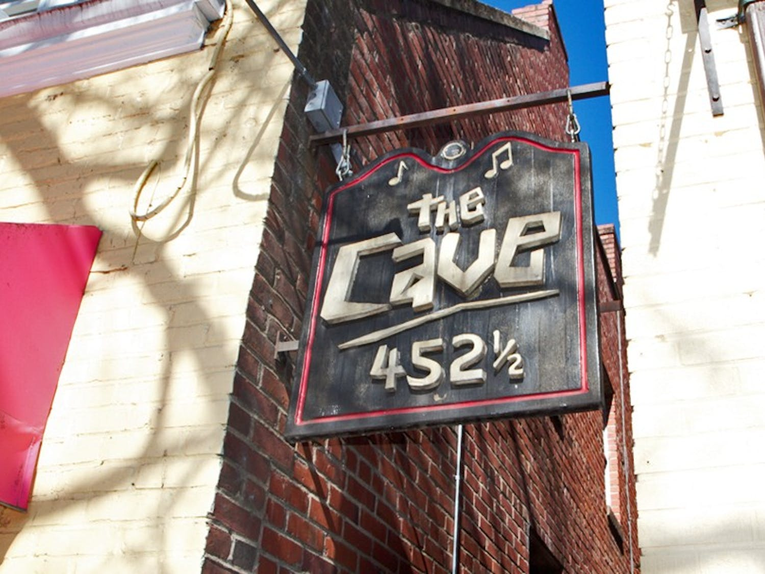 Comedy in a Cave will occur at The Cave, an underground bar on Franklin Street, on Friday, Jan. 24, 2020 at 7:30 p.m. Photo courtesy of Michelle Maclay.