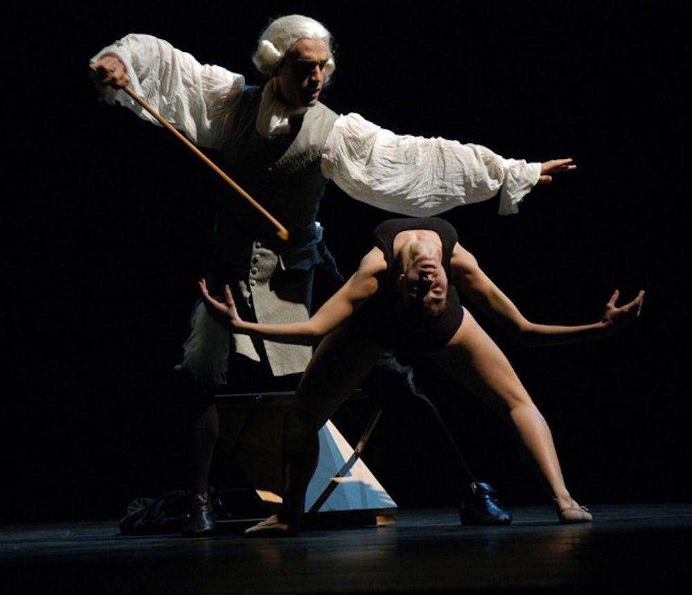 Compania Nacional de Danza brings Spanish themes to Carolina Performing Arts