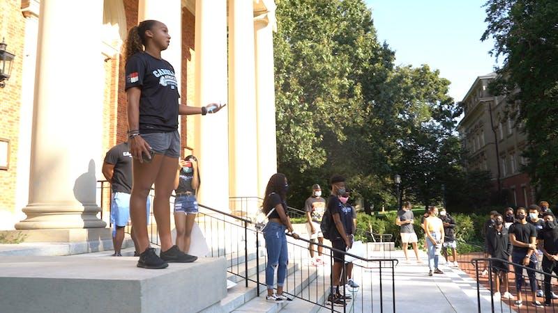 UNC Student-Athlete Advisory Council creates voter registration initiative