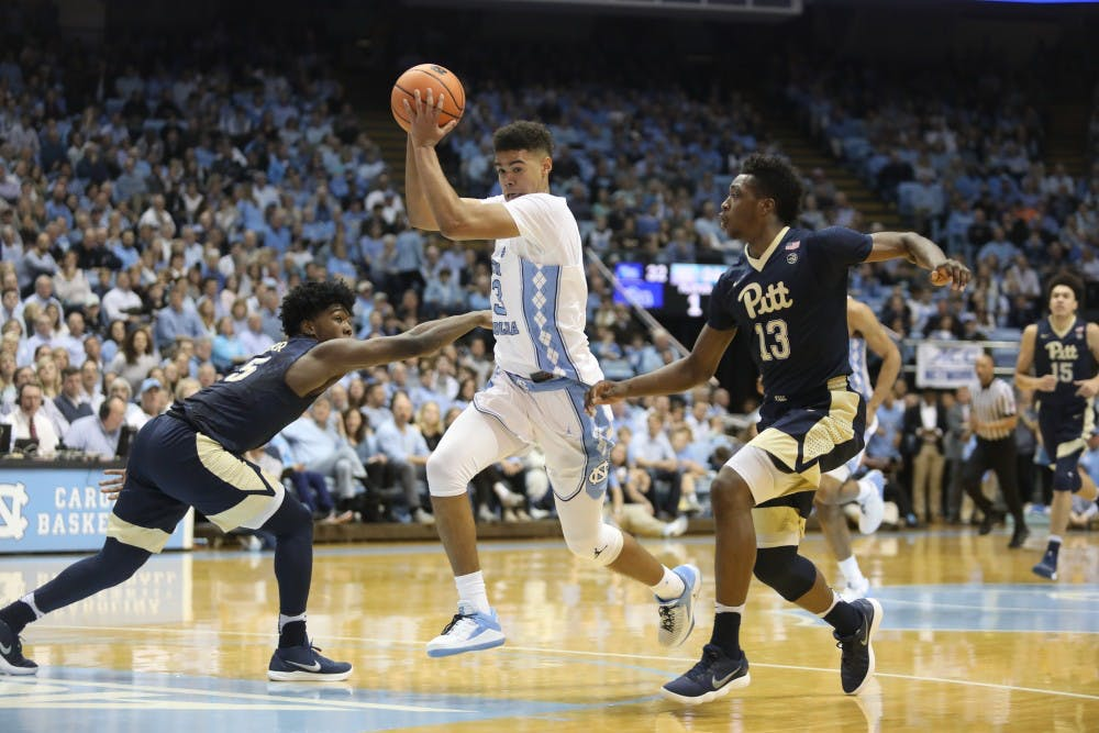 10 games that have defined the North Carolina men's basketball team's season