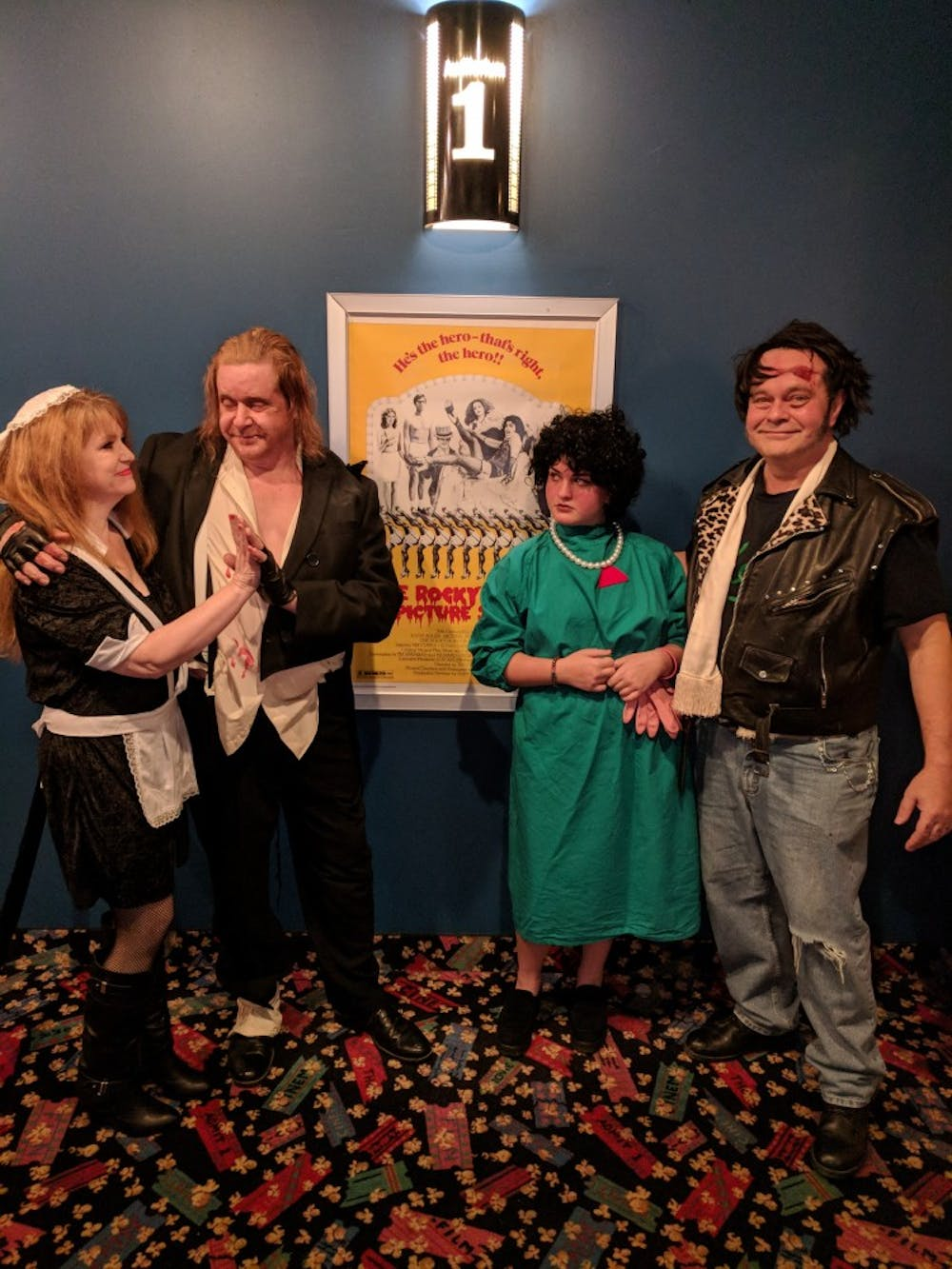 Flick or treat! Local theater shows Halloween movie classics