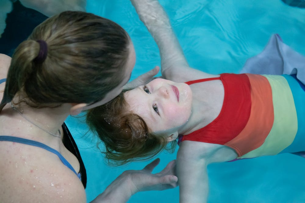Second-graders in Orange County School to start free swimming lessons next month