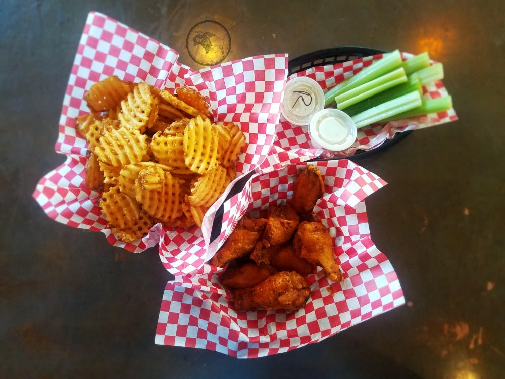 Chapel Hill's Heavenly Buffaloes provides flavorful wings and good company for all