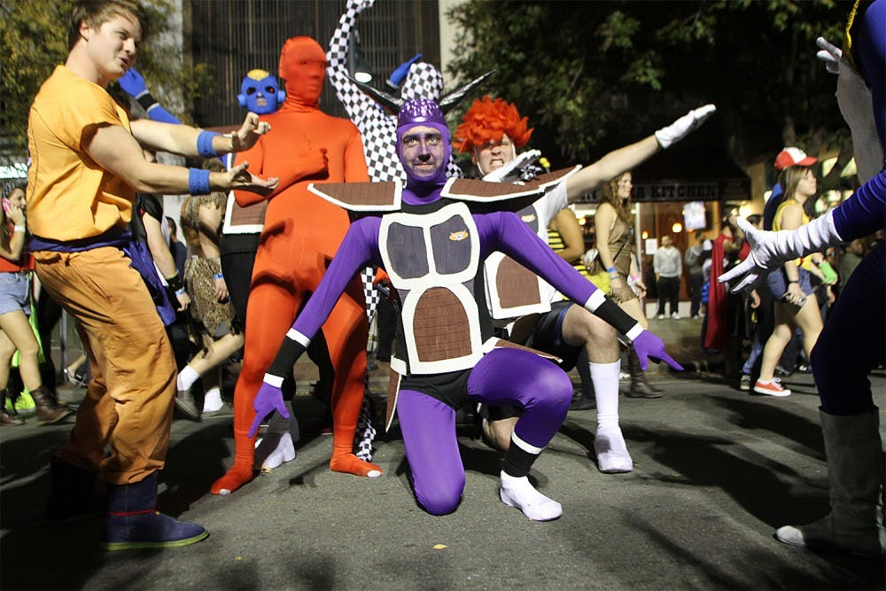 Officials are expecting increased Homegrown Halloween attendance