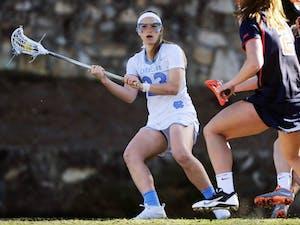 Molly HendrickUniversity of North Carolina Women's Lacrosse v VirginiaFetzer FieldChapel Hill, NCSaturday, March 7, 2015