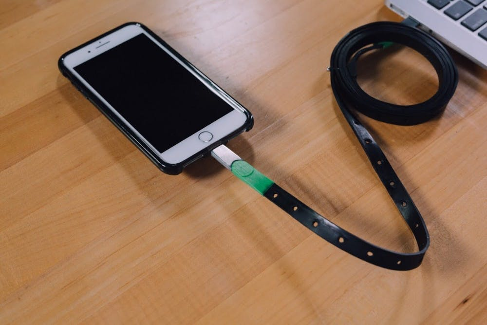 Tired of breaking your phone chargers? These UNC students can help