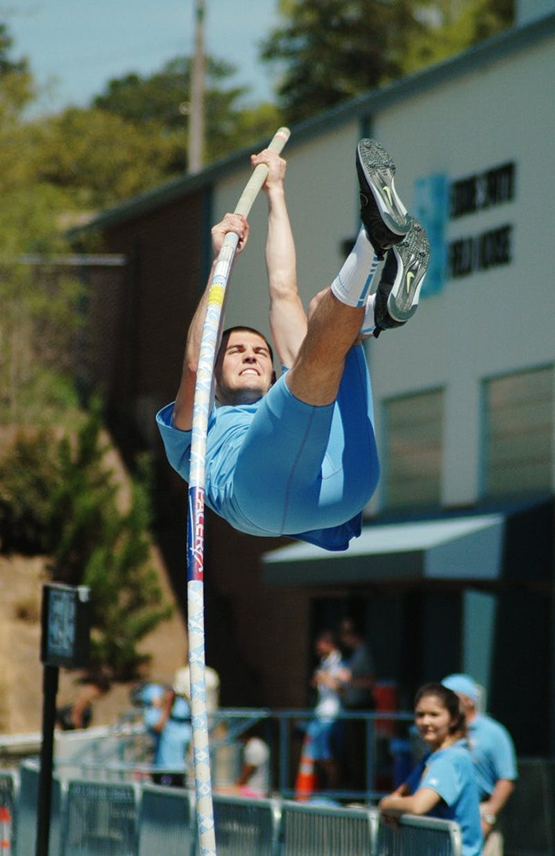 North Carolina competed in the Joe Hilton Invitational this weekend to close out its 2013 home campaign.