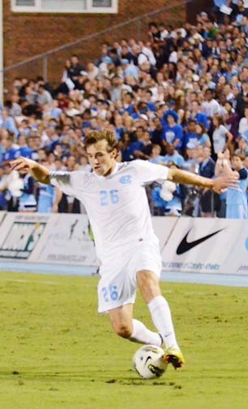 UNC men's soccer vs. Duke