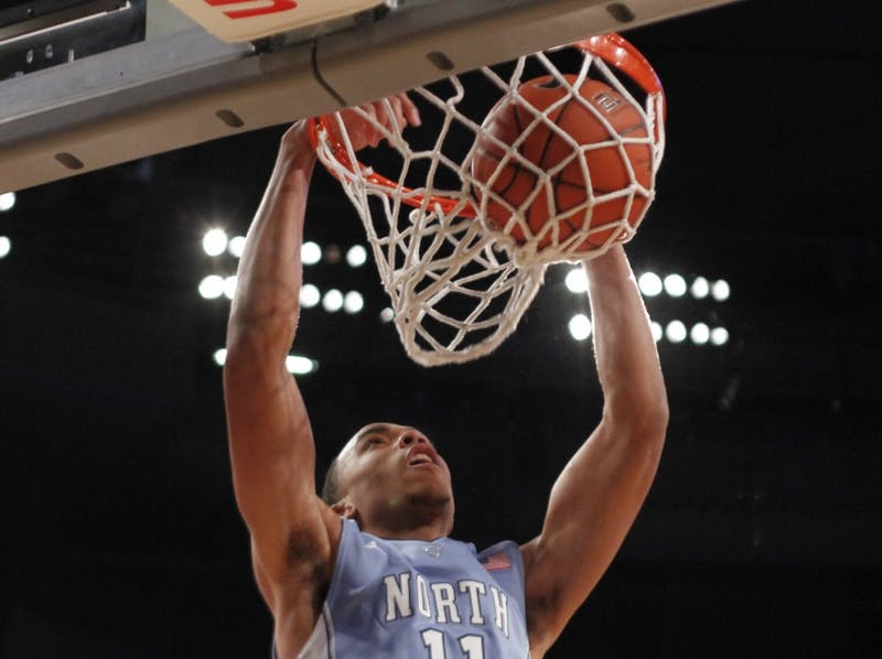 UNC defeated Georgia Tech 78-65 in Atlanta, Ga.