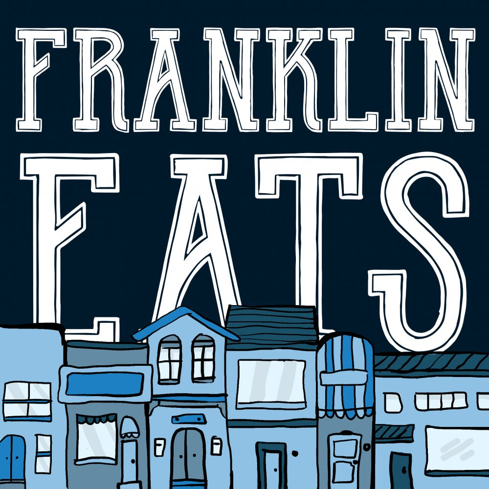 Franklin Eats: Time Out