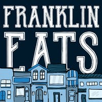 Franklin Eats podcast graphic