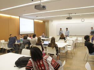 Student Congress met Tuesday evening in the Genome Science Building