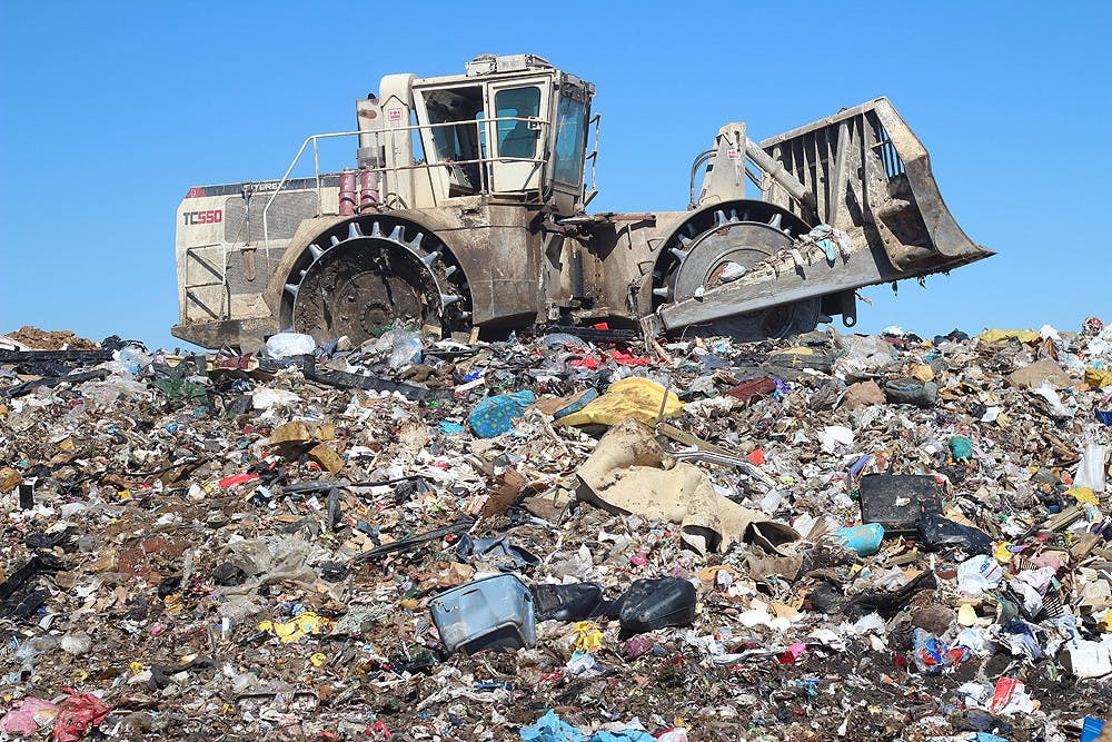 Solid waste to be sent to Durham when landfill closes