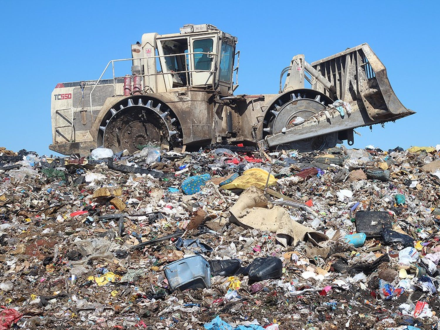 The Orange Country solid waste landfill will be moving to Durham.