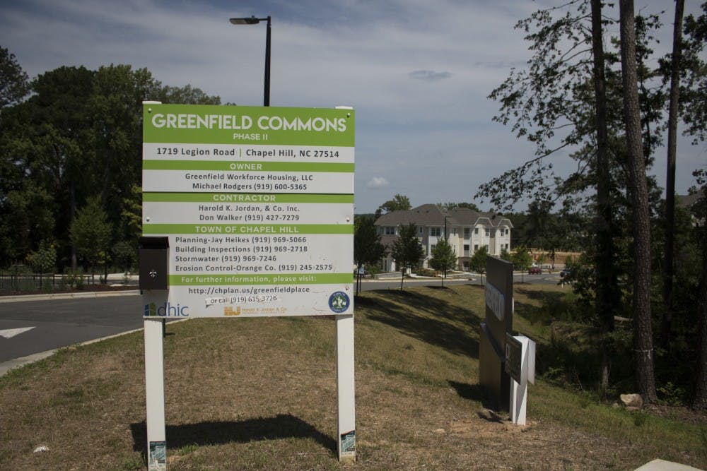 New affordable housing community opens in Chapel Hill