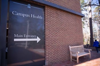 An AlertCarolina message announced a UNC-Chapel Hill student has a confirmed case of the mumps on Wednesday, Jan. 22, 2020.