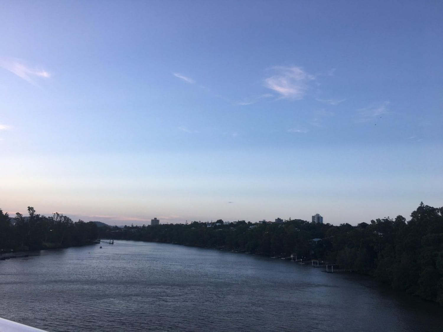 Brisbane is cool, it just takes some getting used to.