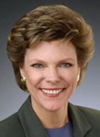 Cokie Roberts is a political commentator for ABC News. She spoke Monday at UNC about politics.