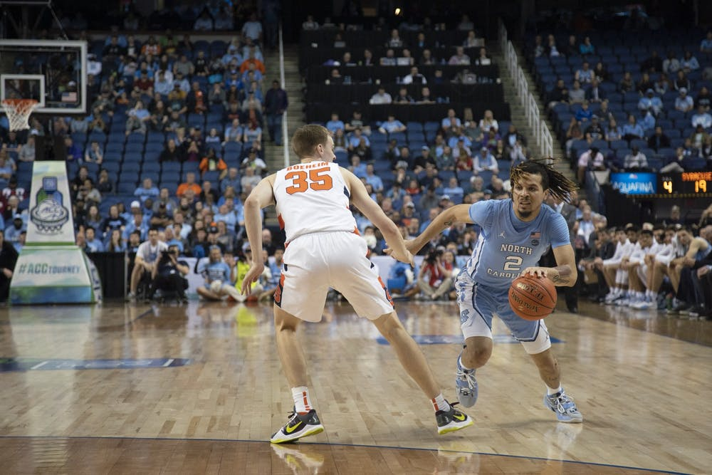 After loss to Syracuse, wonder about what could have been for Cole Anthony and UNC