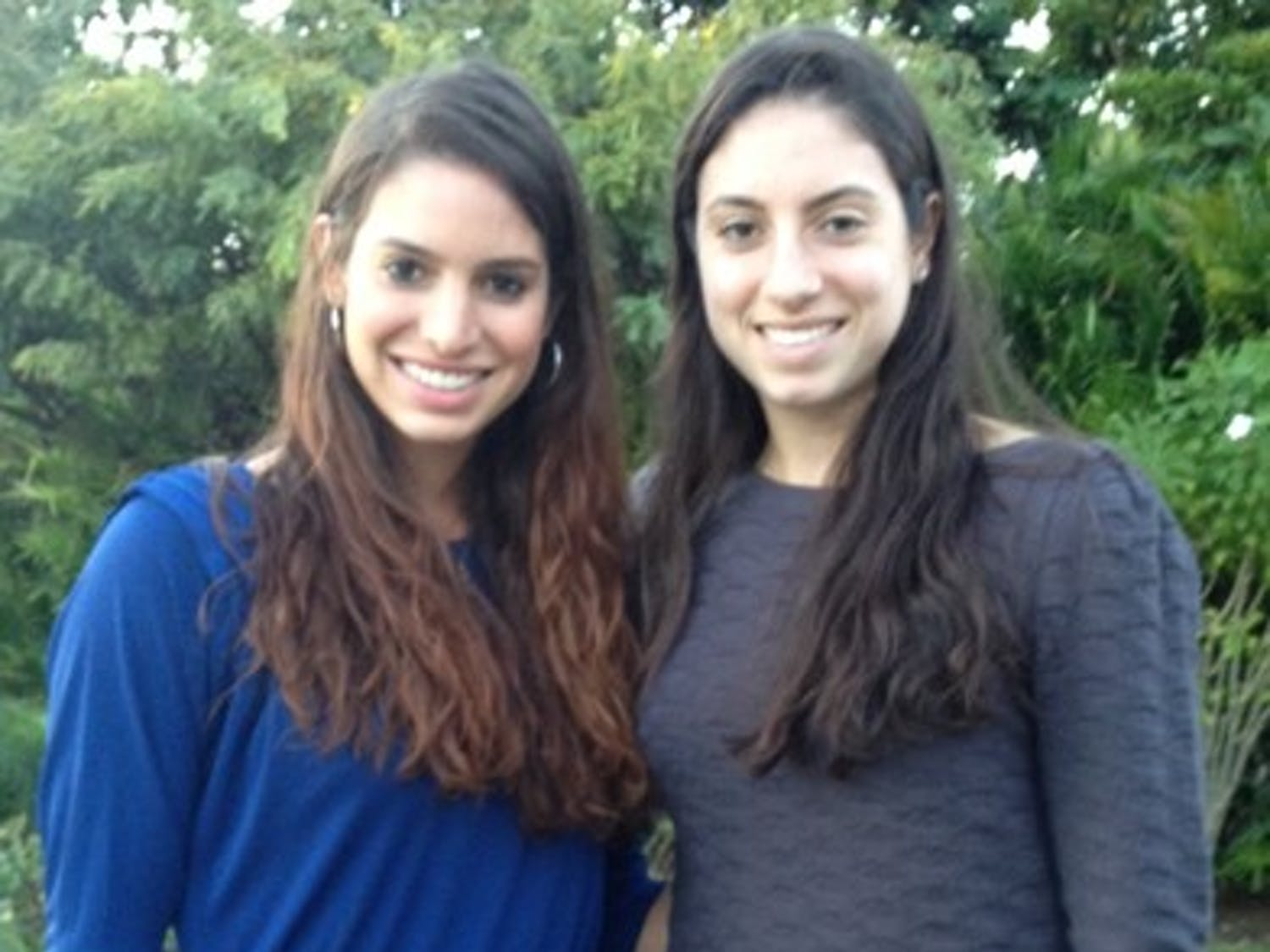 Sisters Lauren and Christina McHale have played tennis since learning to play in 1995