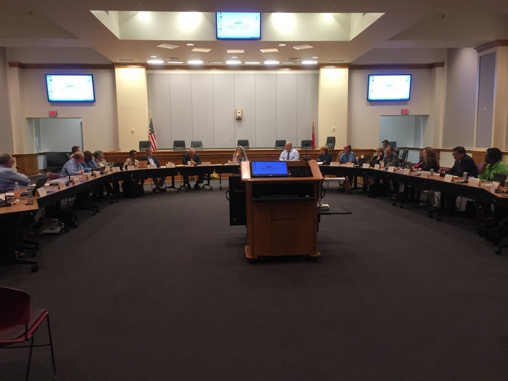 Orange County Board of County Commissioners meets Sept. 28