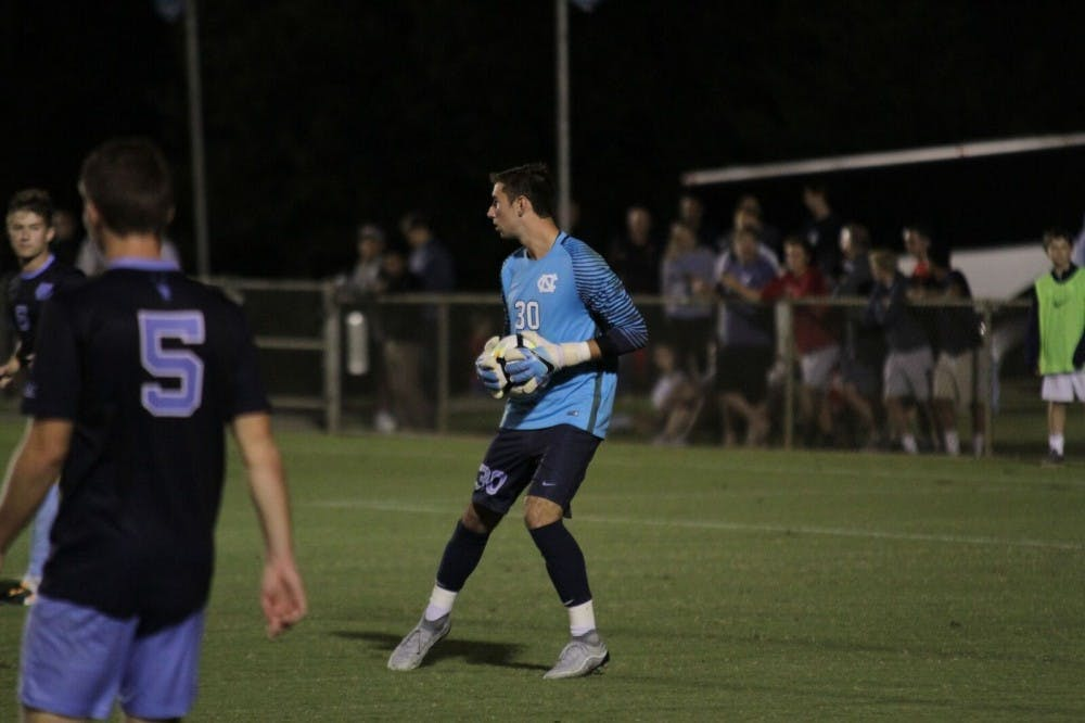 Preview: UNC men's soccer searches for Final Four return