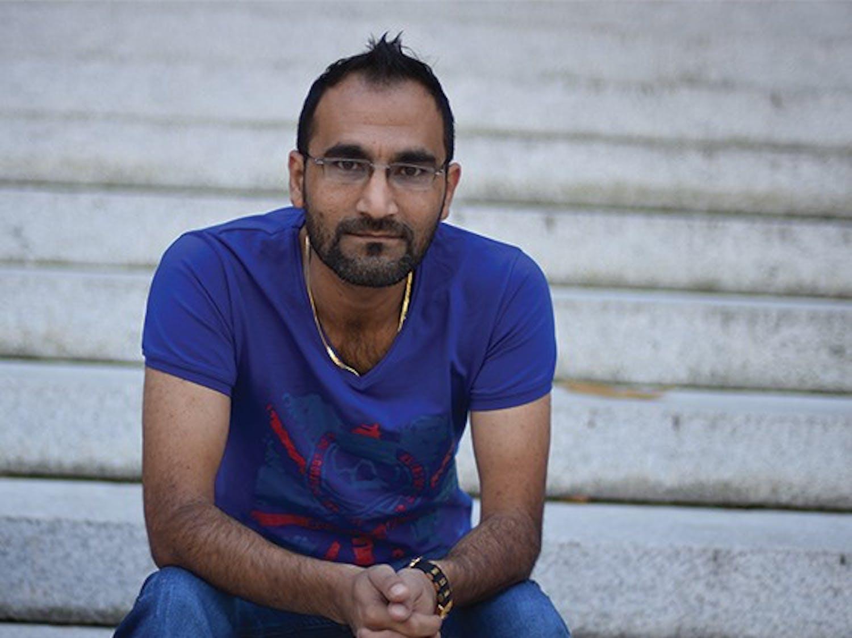Older undergrad, Zubhair, was a Syrian Refugee and is now a U.S. Citizen.