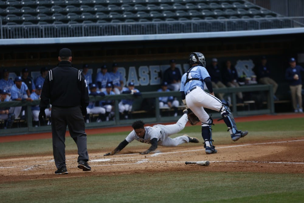 UNC baseball gets shut out for first time in 2-0 loss to Liberty