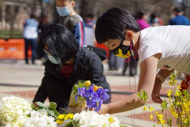 www.dailytarheel.com: Asian American community supports one another in wake of Atlanta shootings