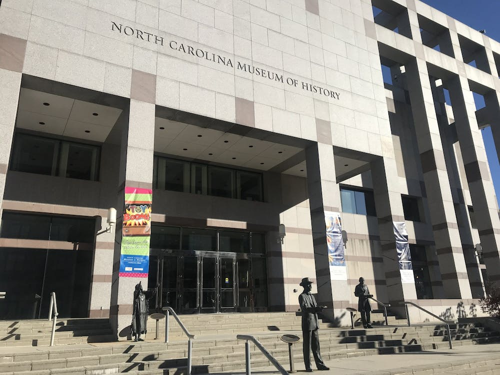 North Carolina Museum of History exhibit celebrates 200 years of the NC Supreme Court