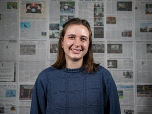 Editor-in-Chief Anna Pogarcic