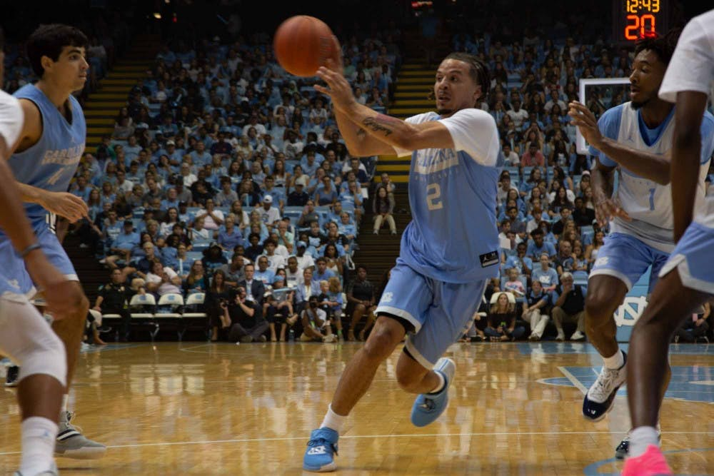 Despite fun and games, Late Night with Roy provides a serious look at UNC first-years