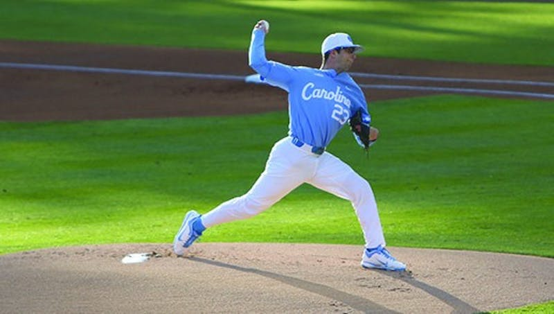 UNC loses to Georgia Tech in their first meet up Thursday evening in the three game series held throughout the weekend at Boshamer Stadium.