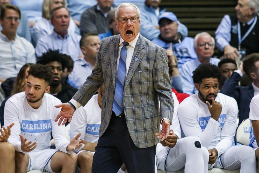 'He's pissed': Roy Williams 'hungry' to ensure UNC bounces back from last year's woes
