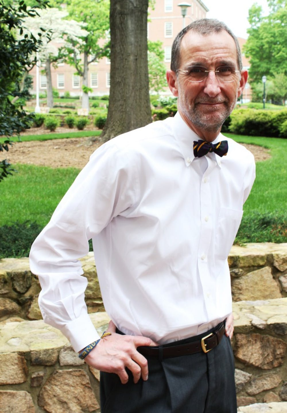 Taking care of health: Bill Roper looks to prevent sweeping changes to UNC Health Care