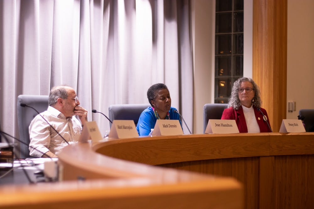 County commissioners and school boards discuss budget effects of coronavirus