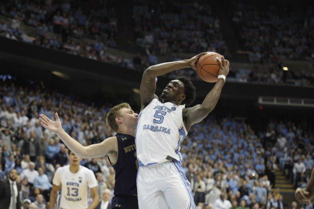 ANALYSIS: UNC needs strong bench play to keep up in the ACC title race