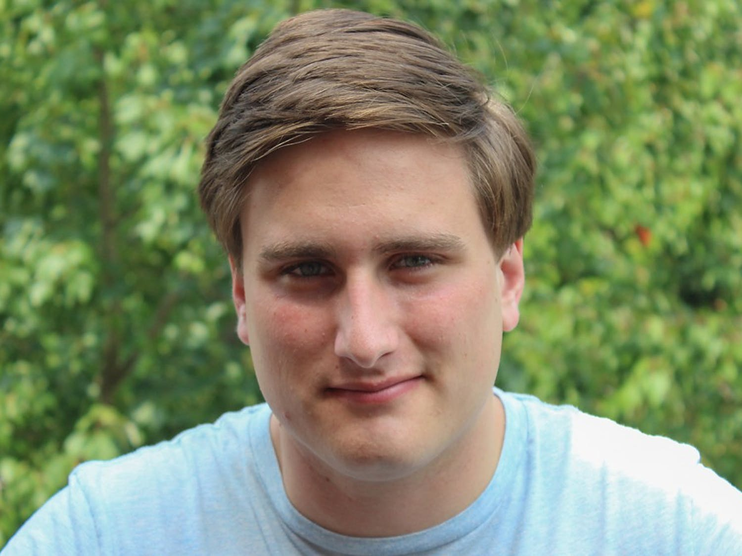 Clark Cunningham is a senior biochemistry and biology major from Chapel Hill.